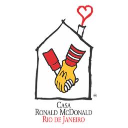 LOGO DA CASA RONALD